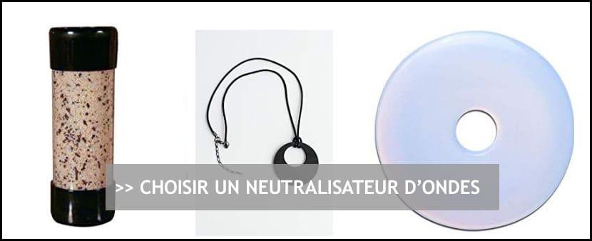 Choix neutralisateur d'ondes