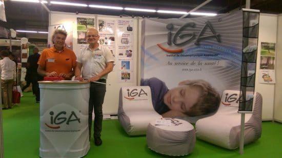 L'institut de Géobiophysique Appliquée et ses praticiens IGA