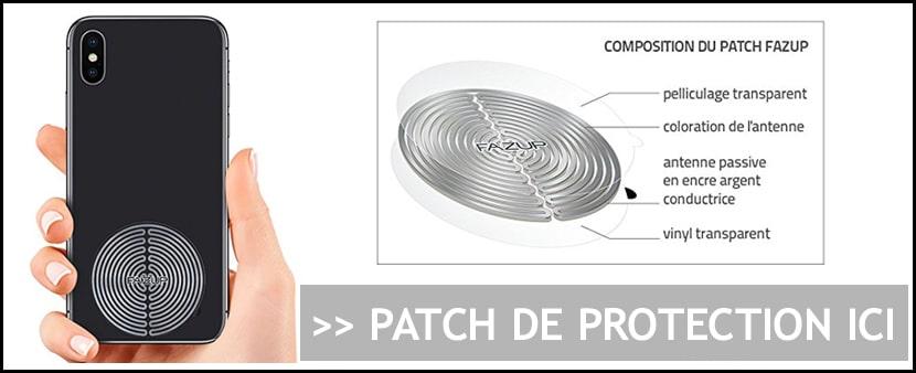 Achat Patch Protection Téléphone Portable